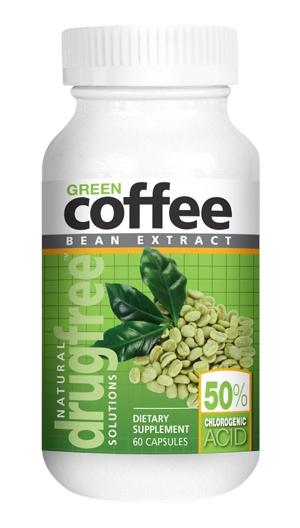 B Green Coffee Bean Extract B 60 Capsules